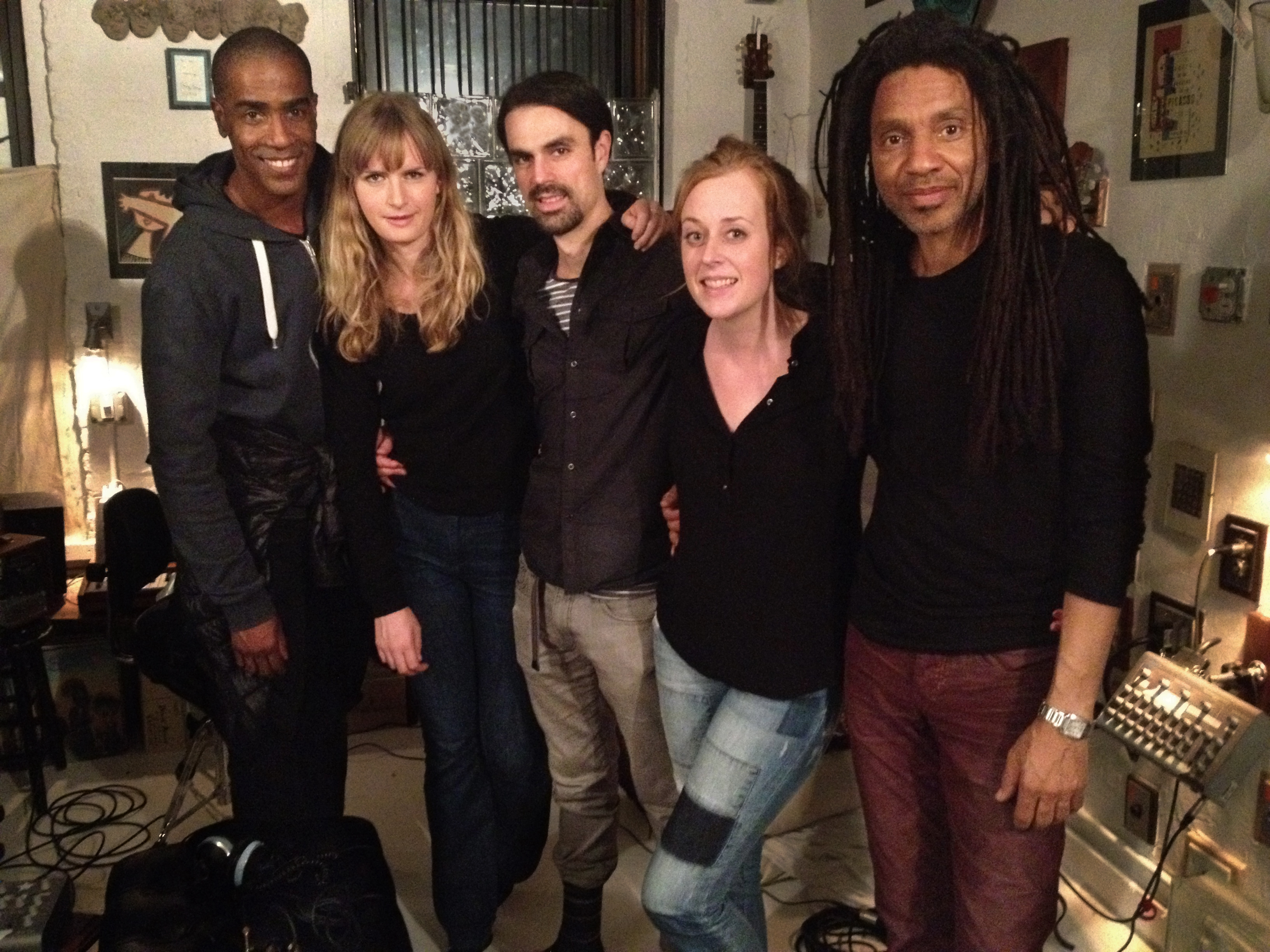 East of Someday music Song To a Lion EP Maria Winther Sara Skoglund Brandon Ross Keith Witty Chris Eddleton